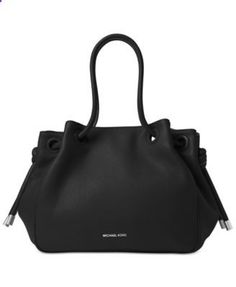 A contemporary silhouette with luxe leather craftsmanship, Michael Michael Kors…