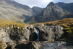 Coire na Creiche and the Fairy Pools circuit (Walkhighlands) - website that discribes the fairy pools hike