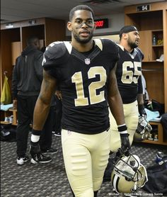 Locker room photos from after the Saints win vs the Giants. Photos by Michael C. Hebert (New Orleans Saints photos) Fan Army, New Orleans Saints Football, Best Football Team, Who Dat, American Football, Louisiana, My Boys, Lockers, Nfl