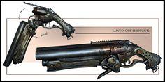 Картинки по запросу bayonetta weapon concept art