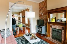 """House Tour: An """"Ever Evolving"""" Classically Modern Reno   Apartment Therapy"""