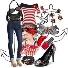 Rockabilly Nautical
