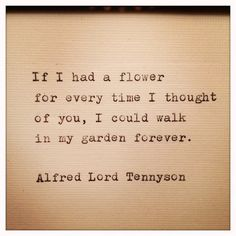 Best Love Quotes : Alfred Lord Tennyson Love Quote - Quotes Sayings Alfred Lord Tennyson, Cute Quotes, Great Quotes, Quotes To Live By, Inspirational Quotes, Quote On Love, Old Love Quotes, Short Love Quotes For Him, Funny Quotes