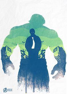 Hulk Poster - Avengers ~ Illustration by: Val Cabadonga The Avengers, Avengers Characters, Avengers Movies, Hawkeye Avengers, Avengers 2012, Marvel Comics, Arte Dc Comics, Hulk Marvel, Marvel Art
