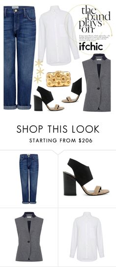 """The Boyfriend jeans"" by ifchic ❤ liked on Polyvore featuring mode, Current/Elliott, Dee Keller, Atea Oceanie et Benedetta Bruzziches"