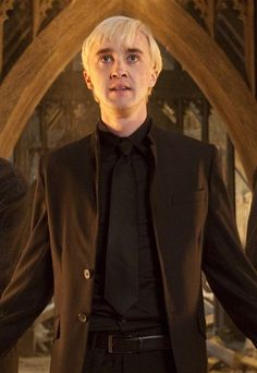Draco: My father will heard about this.... Me: No, MY father will hear about this.