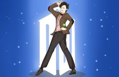 and the lolz ensue...  Sailor Gallifrey: The Doctor Who Sailor Moon Mash-Up
