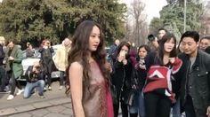米蘭時裝週 @tods 場外捕捉到Jessica妹妹Krystal差點要暴動了啦 #Fx #鄭秀晶 #水晶 #크리스탈 #정수정 #VOGUETAIWAN #VGTWFW #米蘭時裝週 #Milan #mfw #milanfashionweek #fashionweek #runway #fashionshow  via VOGUE TAIWAN MAGAZINE OFFICIAL INSTAGRAM - Fashion Campaigns  Haute Couture  Advertising  Editorial Photography  Magazine Cover Designs  Supermodels  Runway Models