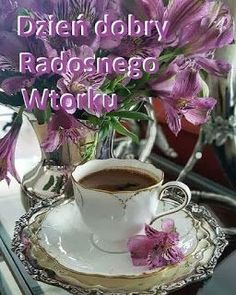 Coffee Cups, Tea Cups, Good Morning, Day, Blog, Polish, Pictures, Bom Dia, Coffee Mugs
