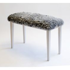 fårskinnspall - Sök på Google Piano Bench, Ottoman, Poufs, Diy, Benches, Stools, Furniture, Anna, Studio