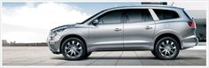 Buick Enclave  The Official Vehicle of the Good Life