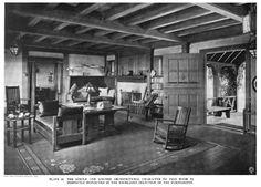 Laurelhurst Craftsman Bungalow: Period Living Rooms