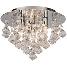 Ceiling Light - Clear. at Homebase -- Be inspired and make your house a home. Buy now.