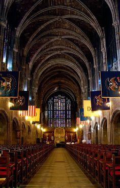 Cadet Chapel  //  West Point, NY