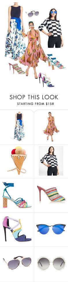 """""""create your own styles"""" by ramakumari ❤ liked on Polyvore featuring Eliza J, Dolce&Gabbana, Brooks Brothers, Sophia Webster, Malone Souliers, Ruthie Davis, Gucci, Givenchy and vintage"""