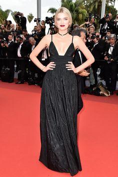 Lily Donaldson au Festival de Cannes 2016