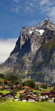 Grindelwald, Berner Oberland I love this place, always visit when I'm in Switzerland