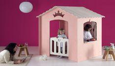 Casitas modernas para cuartos de niños