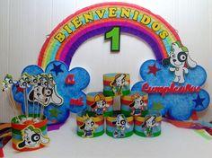 Hermosas decoraciones de doki #doki #discoverykids #birthday