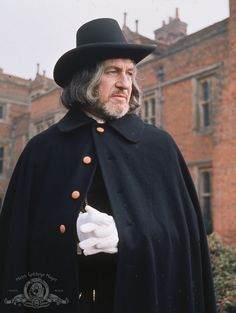Vincent Price as Matthew Hopkins, the Witchfinder General.