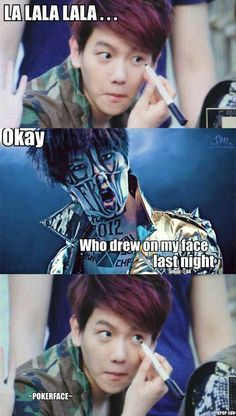 Oh Baekhyuny~ looks always so innocent c: