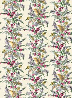 Welcome to Arley House, From our hand painting of designs to the fabric printing, we are an independent boutique design house based Cheshire. Caroline White, The V&a, Victoria And Albert, Fabrics, Velvet, Textiles, Interiors, Colours, Plants