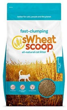 Cat Litter Swheat Scoop