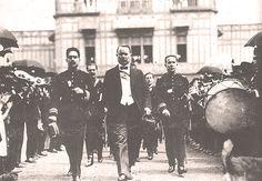 El Presidente Alvaro Obregon - Mexican History 1920