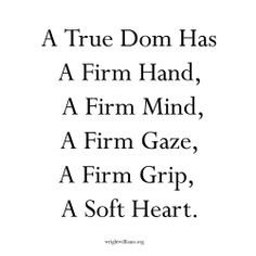 A True Dom http://whytaboo.com.au/