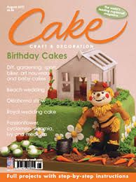 Image result for cake magazines