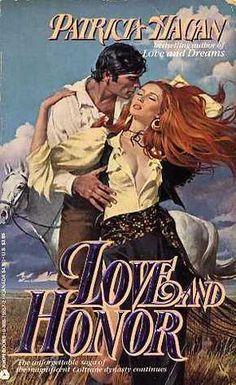 Love and Honor (Coltrane, Romance Novel Covers, Romance Art, Romance Novels, Book Cover Art, Book Covers, Pulp Fiction, Fiction Novels, Love Story Wedding, Historical Romance Books