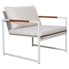 Breeze Indoor/Outdoor Lounge Chair