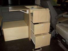 vw t4 multivan schrank einbauschrank kleiderschrank vw bus. Black Bedroom Furniture Sets. Home Design Ideas