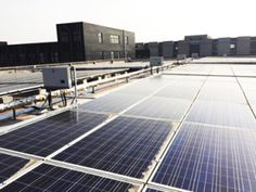 50MWp distributed PV power plants Solar Inverter, Stables, Grid, Construction, Outdoor Decor, Plants, Building, Solar Power Inverter, Horse Stables