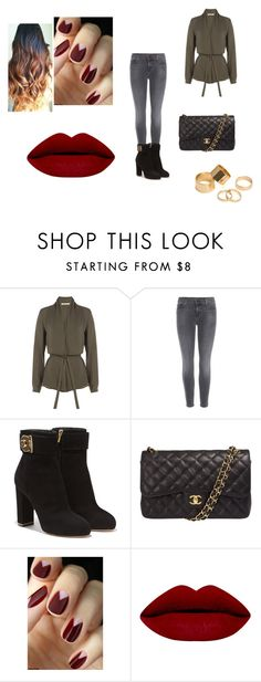"""""""Untitled #212"""" by mackenziekorth on Polyvore featuring Etro, J Brand, Salvatore Ferragamo, Chanel and Pieces"""