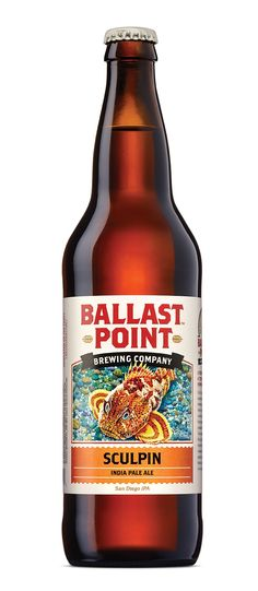 Ballast Point Sculpin IPA - Google Search
