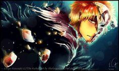 Bleach anime ichigo