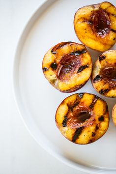 Try Something New This Summer With This Great Grilled Peaches Recipe