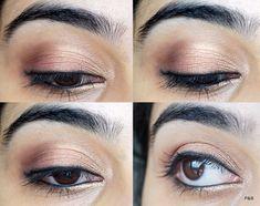 Neutral Eyeshadow Tutorial
