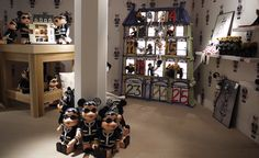 Child's Play! Harrods adventures to a playful side of Chanel.