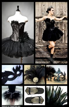 f6b67e577b How to Make the Perfect Black Swan Costume | Ballet Obsession ...