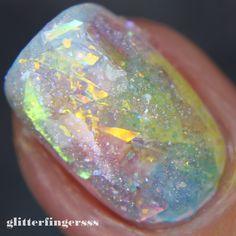 TUTORIAL | Opal nail