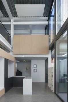 ALL87. allende arquitectos headquarters, Madrid. 2013-2015. By Duccio Malagamba