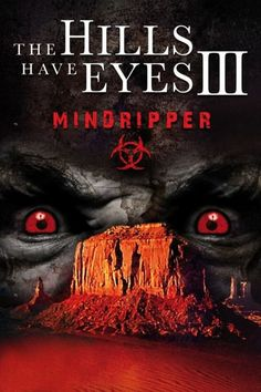 Wes Craven Presents: Mind Ripper (The Hills Have Eyes III) Dir. The Hills Have Eyes, Wes Craven Movies, Lance Henriksen, Kino Film, Horror Movies, Presents, Artwork, Poster, Movies