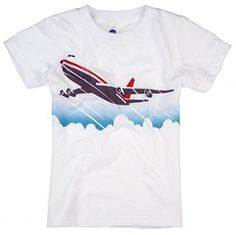 f1aa800b Shirts That Go Little Boys' Jet Airplane T-Shirt. Steam Activities,  Inspiration For Kids ...