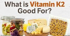 A clue to the importance of vitamin K2 is that deficiency is often seen in people suffering from heart disease, osteoporosis and diabetes.
