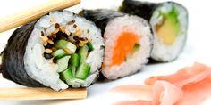 Rollin with My Homies - Best Sushi on the Gulf Coast #Destin #Sushi