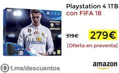 PS4 SLIM 1TB  FIFA 18 por 279 - http://ift.tt/2hrJwj3
