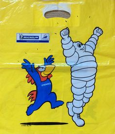 Michelin Bibendum coupe du monde 1998