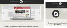 Brilliant responsive web design